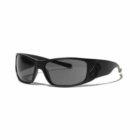 West Coast Choppers West Coast Choppers For Life Sonnenbrille schwarz/smoke  - 957162
