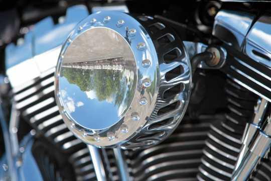 Thunderbike Powerfilter-Kit Drilled  - 96-43-160V