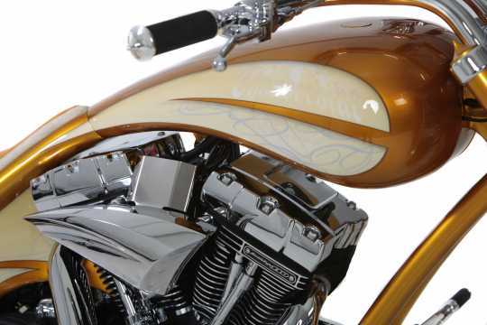 Thunderbike EFI Cover Stainless Steel  - 96-72-160V