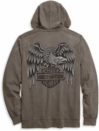 H-D Motorclothes Harley-Davidson Zip-Hoodie Heritage Eagle  - 96056-20VM