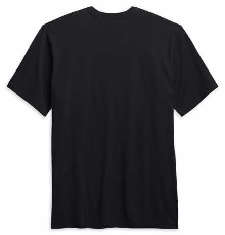 H-D Motorclothes Harley-Davidson Men's T-Shirt Genuine Oil Can black  - 96125-21VM