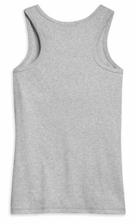H-D Motorclothes Harley-Davidson Tank Top Script heather grey  - 96223-21VW