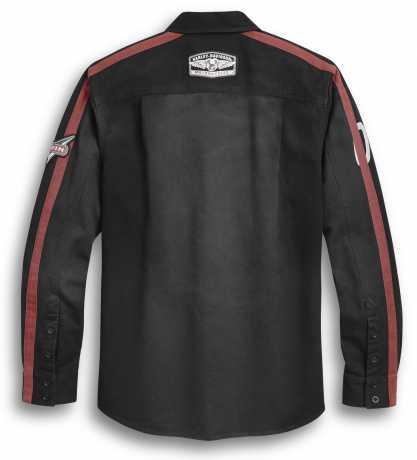 H-D Motorclothes Harley-Davidson Shirt Sleeve Stripe Over  - 96302-20VM