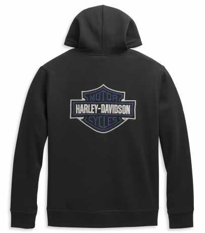 H-D Motorclothes Harley-Davidson Zip Hoodie Colorblock Bar & Shield  - 96325-21VM
