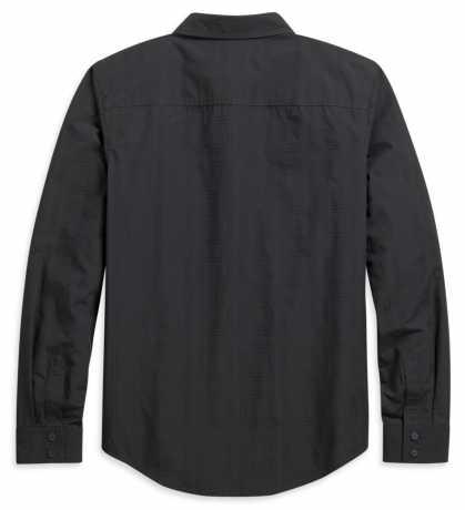 H-D Motorclothes Harley-Davidson Shirt Woven black  - 96329-20VH