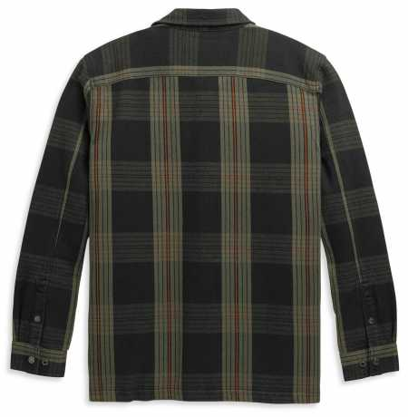 H-D Motorclothes Harley-Davidson Shirt Jacket Arched Plaid  - 96347-21VM