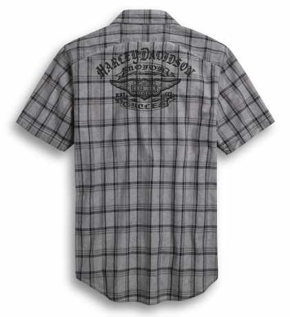 H-D Motorclothes Harley-Davidson Shirt shortsleeve Woven Plaid  - 96371-20VM