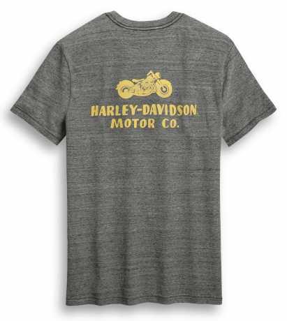 H-D Motorclothes Harley-Davidson T-Shirt Motorcycle Graphic Pocket grau  - 96427-20VM