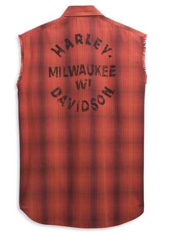 H-D Motorclothes Harley-Davidson Blowout Shirt Circle Graphic orange XL - 96459-21VM/002L