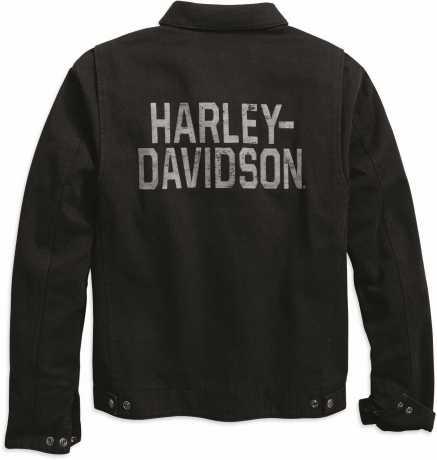 H-D Motorclothes Harley-Davidson Casual Jacket Winged Logo  - 96691-19VM