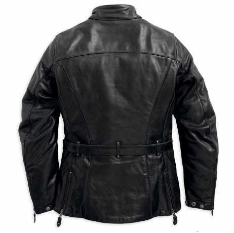 H-D Motorclothes Harley-Davidson Damen Lederjacke Richards 3/4  - 97187-18EW