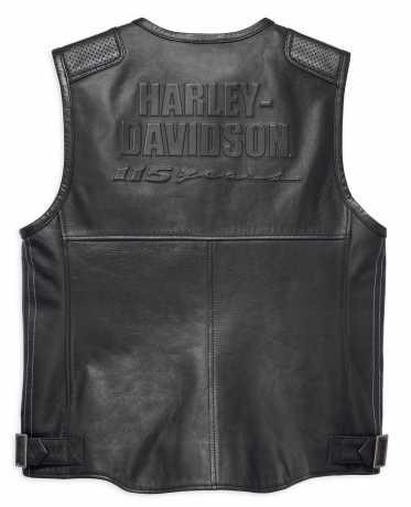 H-D Motorclothes Harley-Davidson Lederweste 115th Anniversary  - 98001-18VM