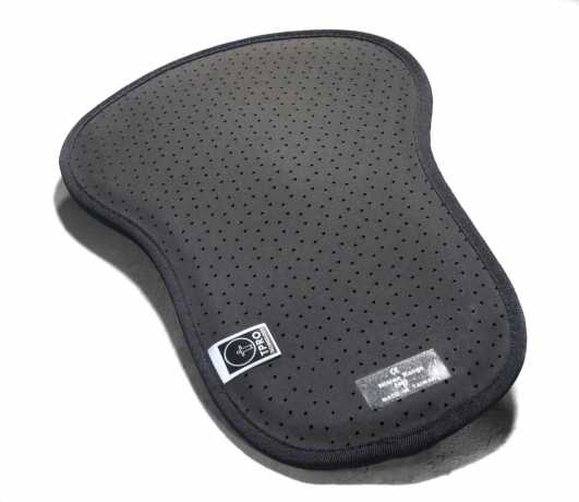 H-D Motorclothes FXRG Back Armor Replacement, black  - 98072-07VR