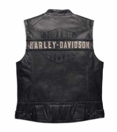 H-D Motorclothes Harley-Davidson Lederweste Passing Link L - 98109-16VM/000L