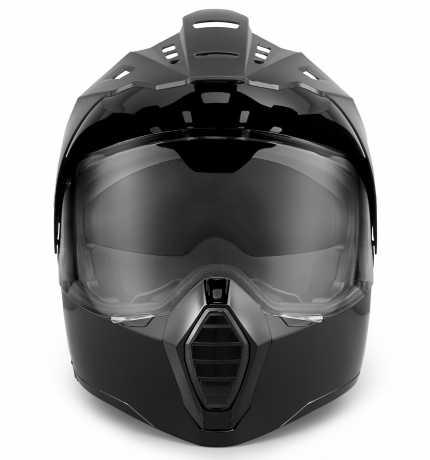 H-D Motorclothes Harley-Davidson Modular Helm Grit DOT/ECE schwarz  - 98135-21VX