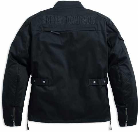 H-D Motorclothes Harley-Davidson Messenger 3/4 Textile Riding Jacket EC  - 98161-17EM