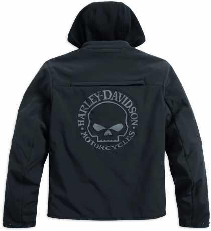 H-D Motorclothes Harley-Davidson Softshell Jacke Reflective Skull 3-in-1 EC L - 98164-17EM/000L