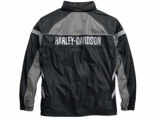 H-D Motorclothes Harley-Davidson Full Speed Reflective Rainsuit 4XL - 98336-15VM/042L