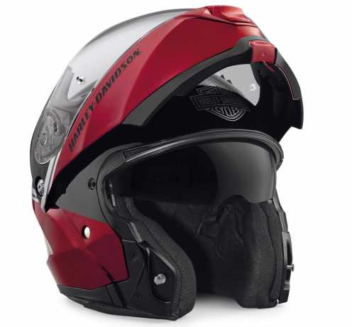 H-D Motorclothes Harley-Davidson Modular Helm Capstone H24  - 98356-19EX