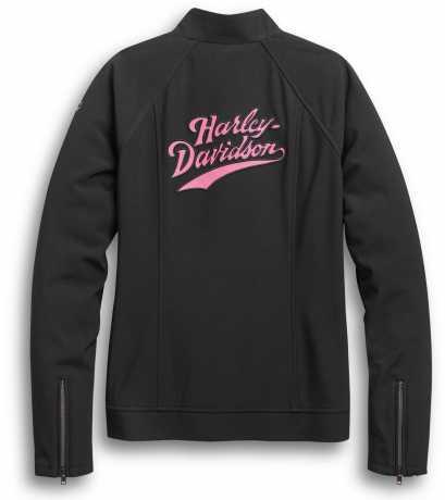 H-D Motorclothes Harley-Davidson women´s Softshell Jacket Pink Label  - 98405-20VW