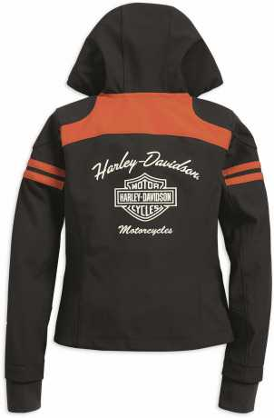 H-D Motorclothes Harley-Davidson Women's  Soft Shell Jacket Miss Enthusiast  - 98408-19VW
