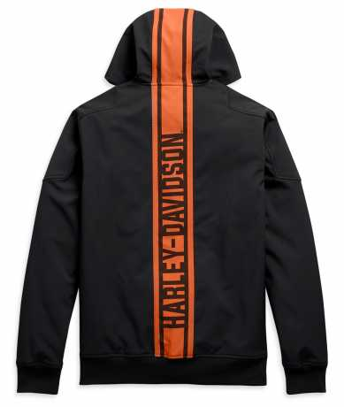 H-D Motorclothes Harley-Davidson Hooded Stretch Jacket Vertical Stripe  - 98408-20VM