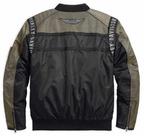 H-D Motorclothes Harley-Davidson Bomber Jacket Mainstreet Nylon  - 98583-17VM