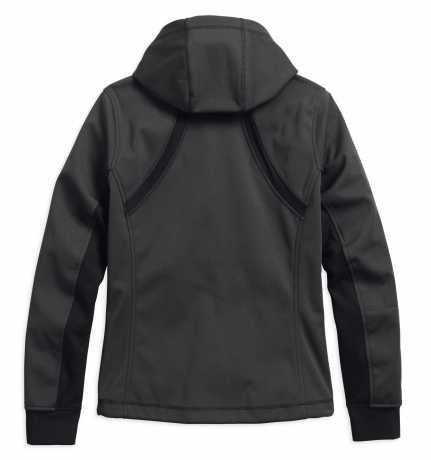 H-D Motorclothes Harley-Davidson Women's Soft Shell Mid-Layer Jacket, wind-resistant  - 98584-17VW