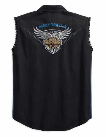 H-D Motorclothes Harley-Davidson Blowout Shirt 115th Anniversary  - 99004-18VM