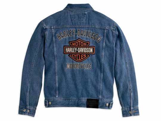 H-D Motorclothes Harley-Davidson Jeansjacke Bar & Shield 3XL - 99040-08VM/222L