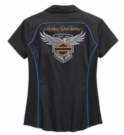 H-D Motorclothes Harley-Davidson Damen Hemd 115th Anniversary  - 99047-18VW
