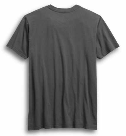 H-D Motorclothes Harley-Davidson Stacked Graphic Slim Fit Tee, grey  - 99078-18VM