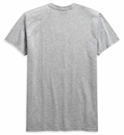 H-D Motorclothes Harley-Davidson T-Shirt Retro Outline grey  - 99090-20VH