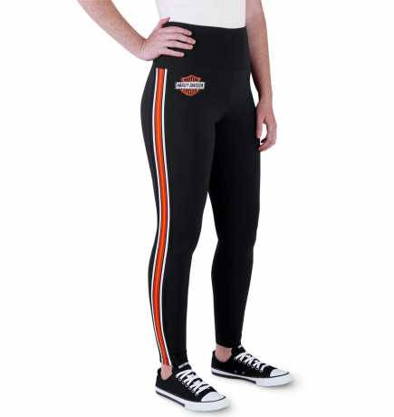 H-D Motorclothes Harley-Davidson Leggings Side Stripe  - 99109-20VW