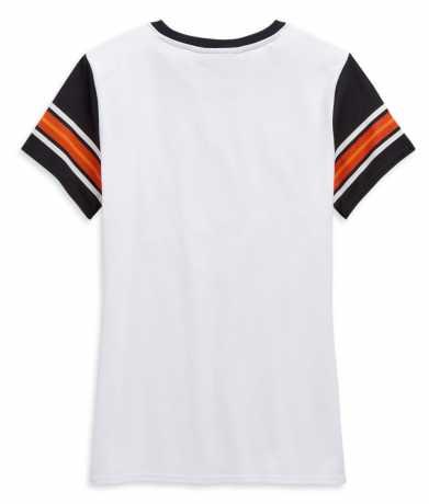 H-D Motorclothes Harley-Davidson women´s T-Shirt Embellished white  - 99121-20VW