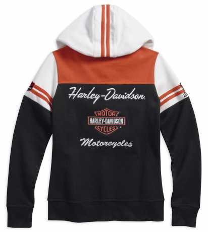 H-D Motorclothes Harley-Davidson Zip Hoodie Classic Colorblock M - 99125-17VW/000M