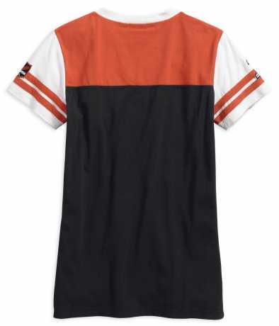 H-D Motorclothes Harley-Davidson women´s T-Shirt Classics Colorblock  - 99142-17VW