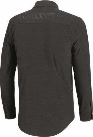 H-D Motorclothes Harley-Davidson Shirt Double Weave Stretch black  - 99192-19VM