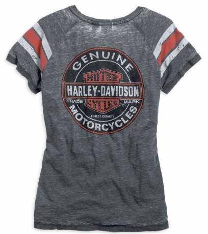 H-D Motorclothes Harley-Davidson T-Shirt Genuine Oil Can Burnout M - 99196-14VW/000M