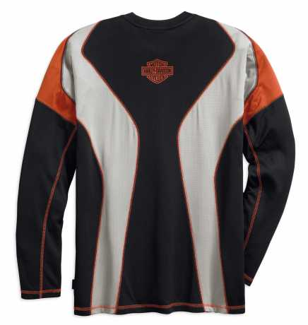 H-D Motorclothes Harley-Davidson Longsleeve Performance Coolcore M - 99198-19VM/000M