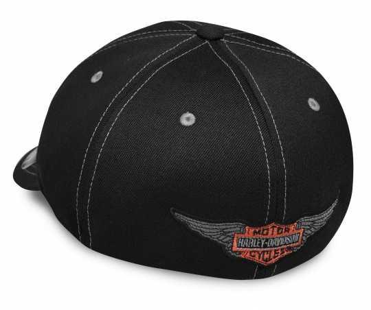 H-D Motorclothes Harley-Davidson Baseball Cap Flame  - 99408-18VM