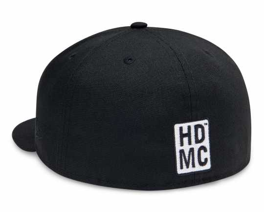 H-D Motorclothes Harley-Davidson Baseball Cap #1 Logo 59FIFTY® black  - 99418-20VM
