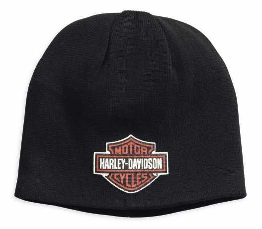 H-D Motorclothes Harley-Davidson Knit Hat Reversible  - 99431-18VM