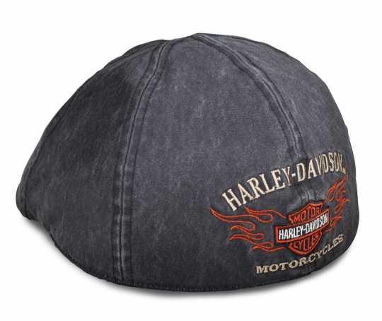 H-D Motorclothes Harley-Davidson Ivy Cap Flames, grey L - 99537-11VM/000L