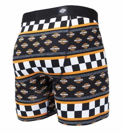 H-D Motorclothes Harley-Davidson Boxer Shorts Night Wholester  - A901C20NIG