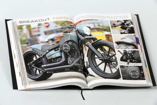 Thunderbike Thunderbike Katalog Custombook 4 (30th Anniversary Edition)  - KATAHD 2 TB