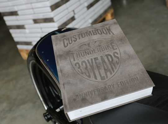 Thunderbike Thunderbike Katalog Custombook 5 (33th Anniversary Edition)  - KATAHD 2 TB