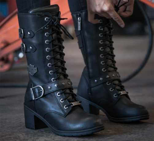 H-D Motorclothes Harley-Davidson women´s Boots Aldale  - D86050