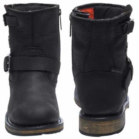 H-D Motorclothes Harley-Davídson women´s Boots Kommer black  - D86126