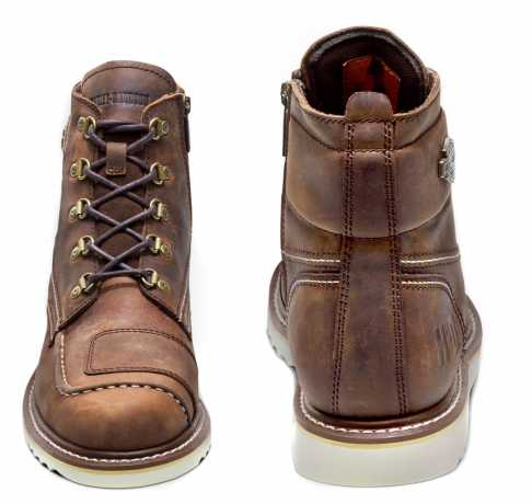 H-D Motorclothes Harley-Davidson Boots Hagerman CE, brown  - D97021